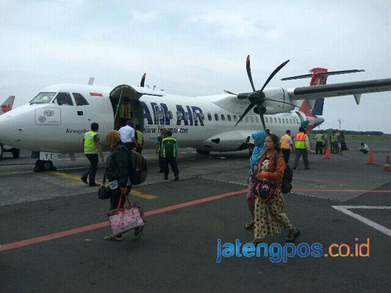 Mudahkan Wisatawan Nam Air Buka Tiga Rute Baru Melalui A Yani Semarang Jateng Pos