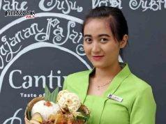 MENU PROMO : Gudeg Besek, salah satu menu promo Hotel Dafam Semarang siap goyang lidah pelanggan dan tamu berkunjung. Foto : DWI SAMBODO/JATENG POS.
