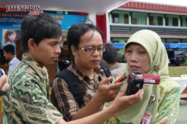 Komisioner KPU Kabupaten Temanggung Ari Murti Hendrowardani