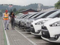 Produk Toyota masih memimpin pasar mobil di Jateng dan DIY