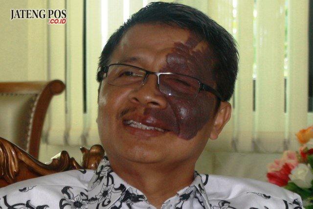 Rektor UPGRIS,Dr Muhdi SH MHum