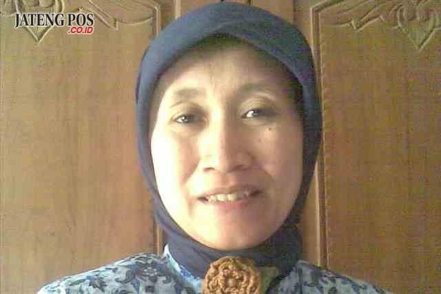 Dyah Narwati, S.Pd SMA N 1 Kradenan, Grobogan