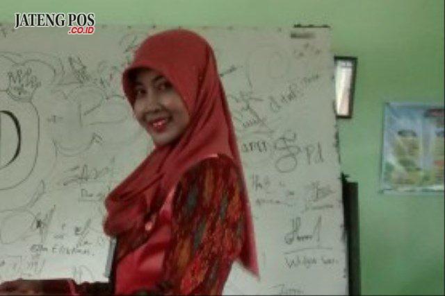 Heri Soertikanti, S.Pd Guru SMP N 2 Penawangan Kab. Grobogan