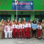 MAHIR OLAHRAGA: Penerimaan PIN Prestasi dan Mahir Berolah Raga SDN Siwalan Semarang. Sekolah hebat.