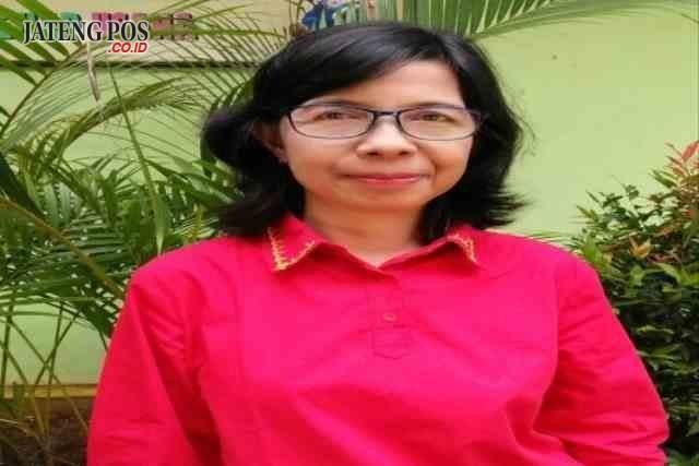 Anik Indradi,S.Pd. Guru SMP N 2 Toroh,Kab.Grobogan