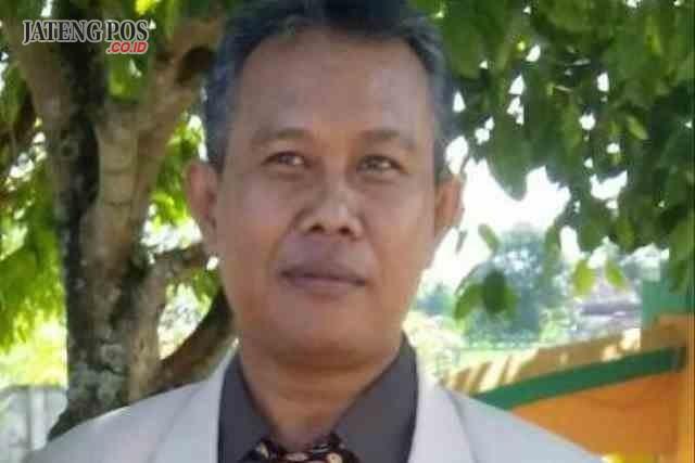 Sri Widodo, S.Pd SMP Negeri 1 Kradenan Kab. Grobogan
