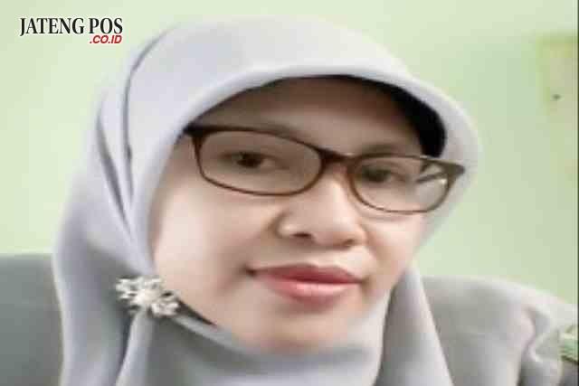 Alifah Robiyatun, S.Pd. Guru MAN Purwodadi Grobogan