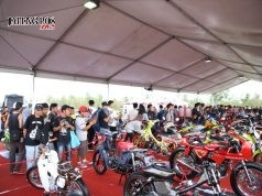 Sekitar 1.900 modifikator akan memamerkan kreasi nya dalam acara Honda Modif Contest (HMC) 2018.