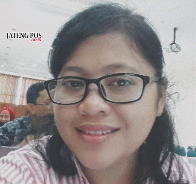 Anita Utami, M.A. Guru Bahasa Inggris SMP Negeri 5 Salatiga