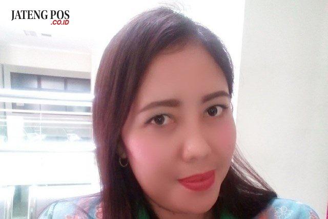 FR.R. Dewi Astika Indah Sintawati, ST Guru SMK Negeri 1 Gesi, Sragen