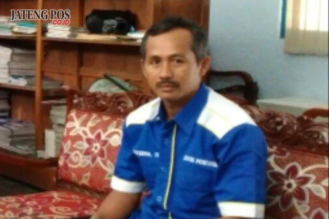 SUWARNO, ST Guru TP SMK Negeri 2 Sragen