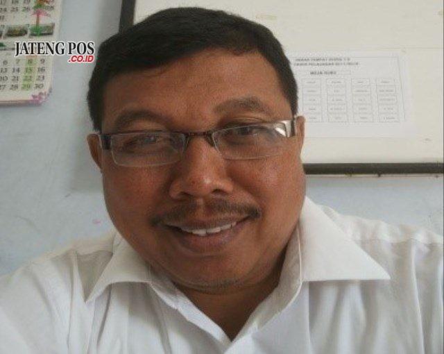 Agus Junaedi, S.Pd Guru SMP N 10 Salatiga