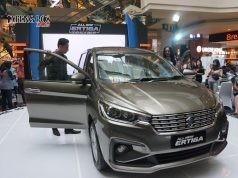 ALL NEW ERTIGA - Suzuki memperkenalkan kehadiran lini terbarunya 'All New Ertiga' pada Sabtu (19/5) di Mall Paragon Semarang. Produk ini tampil dengan banyak perubahan dari seri pendahulunya. FOTO : ANING KARINDRA/JATENG POS