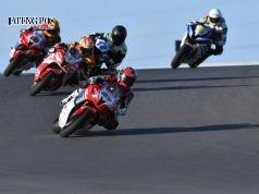 Terdepan, pembalap Astra Honda Racing Team (AHRT) siap jadi juara.