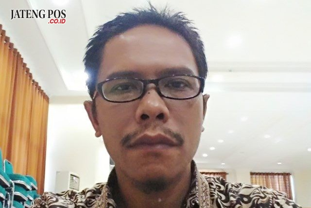 Muji Kuat, S.Pd. Guru SMK Negeri 1 Kandeman Batang