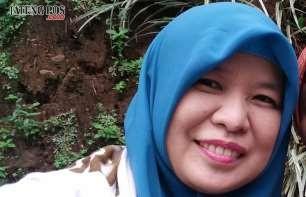 Sumi, M.Pd, Guru Biologi SMA N 1 Gringsing Kab. Batang