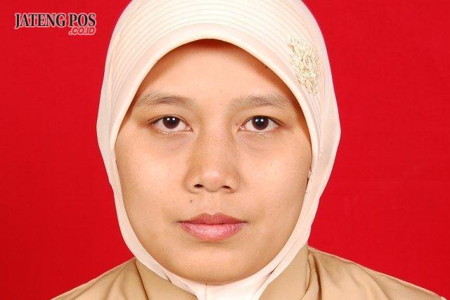 Nurcahyati,S.Pd.SD, SD Negeri 1 Jembangan