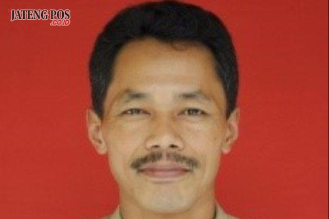 Sukiman, S.Pd. Guru SDN Megulungkidul. Kecamatan Pituruh, Kab. Purworejo