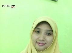 Eni Wahyuni, S.Pd Guru di SMP N 1 Kedawung