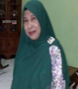 Farida Nurun Najah, S.Pd Guru PKK SMPN 2 Gunungwungkal Pati