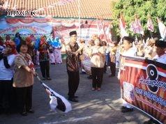 Sewindu Perayaan SD Pudakpayung 01 Meriah