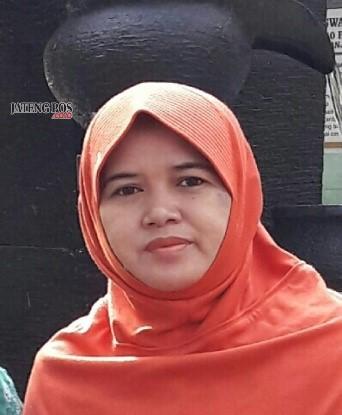 HARIYANTI, S.Pd. Guru IPA SMP Negeri 40 Purworejo