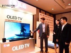 BARU- LG siap menghadirkan TV OLED 4K HDR terbarunya dengan harga terjangkau. FOTO : IST/ANING KARINDRA/JATENG POS