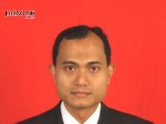 Bambang Setyowibowo, S.P. Guru SMPN 2 Kalibawang Wonosobo.