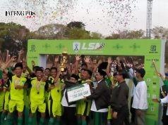 PP Nurul Khairat Kaltim Juara LSN 2018