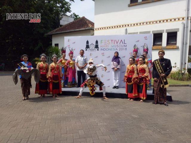 ESTIVAL MUSEUM- PT Kereta Api Indonesia (Persero) mengadakan kegiatan