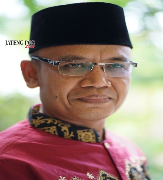 Salafuddin Guru SDN Pidodo Kecamatan Karangtengah Kabupaten Demak
