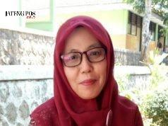Uminatun Sangadah,S.Pd Guru SMP Negeri 1 Slogohimo
