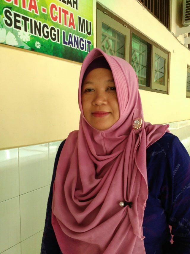 Heru Patmawati, S.Pd Guru Bahasa Indonesia MTs Negeri 2 Wonogiri
