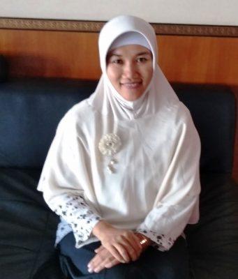 Kinasih Yuliastuti, S.S. Guru Bahasa Jawa SMA Negeri 1 Wedi Klaten