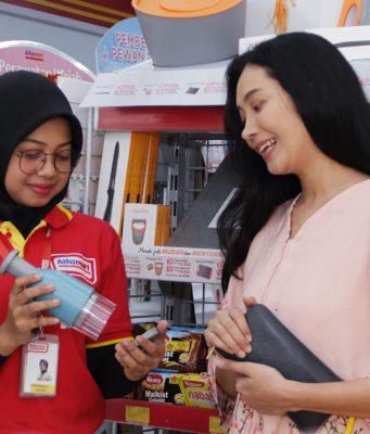 Alfamart sebagai salah satu toko ritel modern