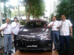 GRAND NEW XENIA- Daihatsu resmi meluncurkan Grand New Xenia di Jawa Tengah, Jumat (18/1). FOTO : ANING KARINDRA/JATENG POS