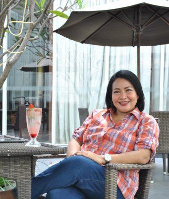 Dede Siti Hasanah. Foto : DWI SAMBODO/JATENG POS.