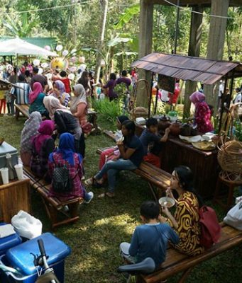 Pasar Karetan Boja Kendal. Foto : DOK/JATENG POS.