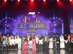 APRESIASI - Para member JLC (JNE Loyalty Card) mendapat apresiasi dari JNE melalui beragam program berhadiah.
