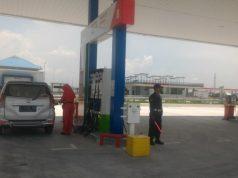 BEROPERASI : Stasiun Pengisian Bahan Bakar Umum (SPBU) regular oleh PT Pertamina (Persero) Marketing Operation Region IV Jawa Tengah-DIY mulai beroperasi.