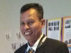 Nyamat, S.Pd., M.Pd. Guru Bahasa Indonesia SMP Negeri 3 Pati