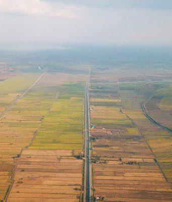 Pembangunan Pertanian, Bantu Atasi Kemiskinan Masyarakat di Sukabumi