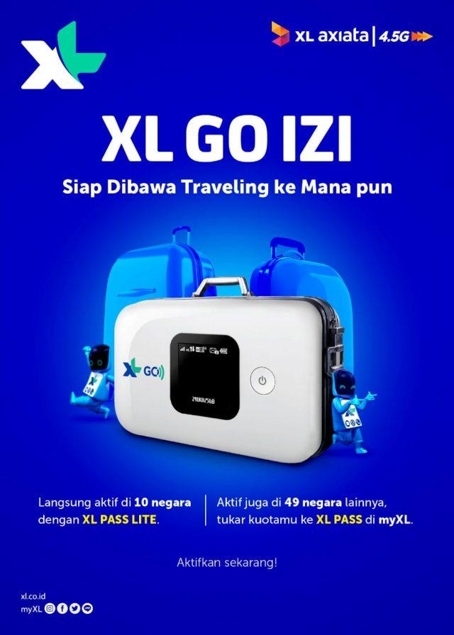 Kartu Perdana XL Go Izi Bisa Digunakan Semua Modem
