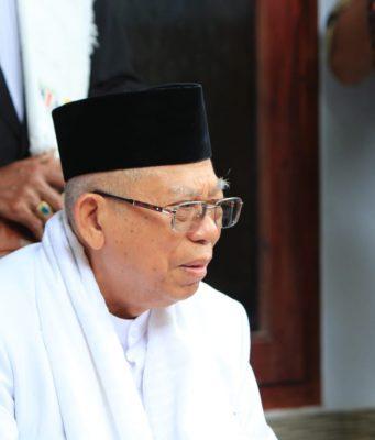 Kyai Ma'ruf Amin Solidkan Suara Indonesia Timur