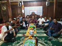 Gus Oqi Rapatkan Barisan Relawan di Ponpes Termas Pacitan