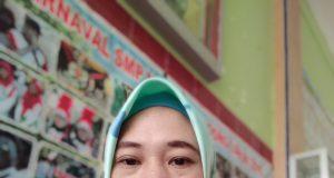 Leny Setyorini,SPd Guru Bahasa Inggris SMP Negeri 1 Godong