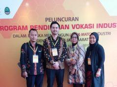 SUKSES : Coca-Cola Amatil Indonesia partisipasi dalam MoU program vokasi industri link and match dengan sejumlah SMK di Jawa Barat (18/3/2019).