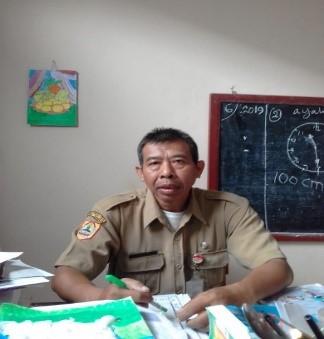 Drs Andar Suprianto Pengajar SLB C Setya Darma Surakarta