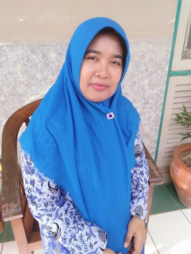 Farida Ariyani,S.Pd Guru SLB PRI Pekalongan