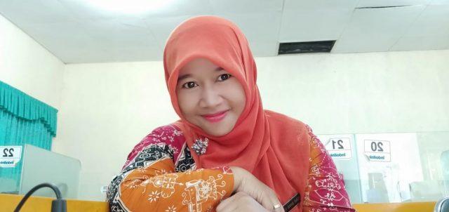 Isna Aina Hidayanti, S.Pd. Guru SMP Negeri 2 Toroh, Kabupaten Grobogan
